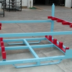 industrial shipping racks