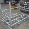 Suspended steel roll racks1