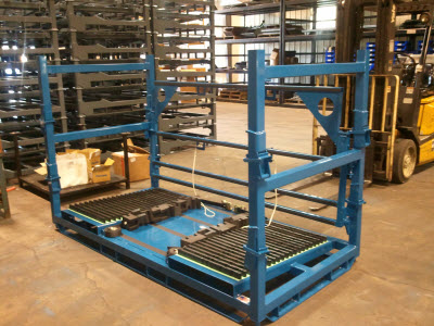 Industrial Shipping & Storage Racks