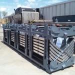 Folding Shipping Racks