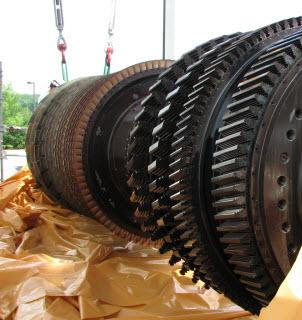 Corrison Prevention for Engine Racks