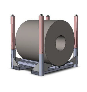 Cradle Roll Racks