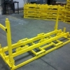 Custom Steel Modular Engine Racks