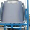 industrial shipping racks