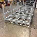 Rack A - Suspended Steel Roll Racks