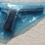 Handgun Anti-Corrosion Pouch