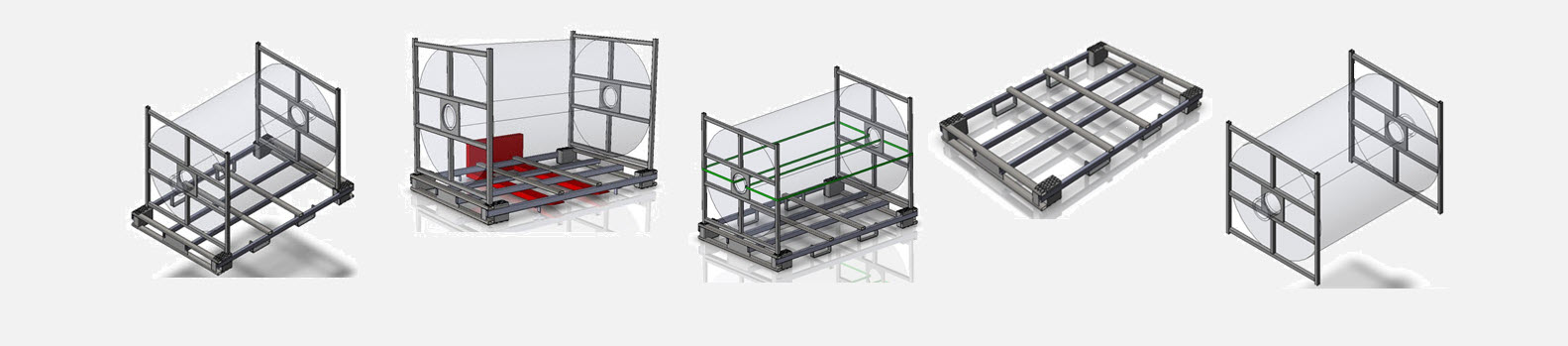 INDUSTRIAL STORAGE & SHIPPING SOLUTIONS