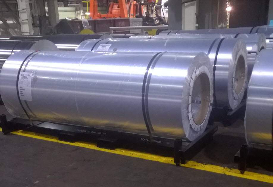 Suspended Steel Roll Racks-4