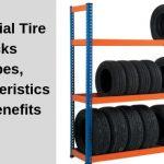 Industrial Tire Racks