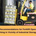 Safety Tips for Forklift Operators