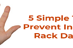 5 Simple Tips to Prevent Rack Damage