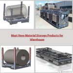 Essential Material Storage Products