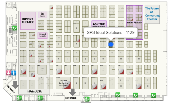 SPS Booth at ICE 2019