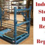 Industrial Storage Rack Repair Vs Replace