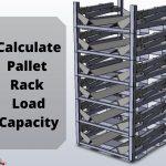 shipping pallet rack