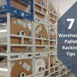 warehouse pallet racking tips