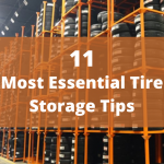 Know Some Essential Tire Storage Tips
